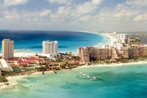 Hotels in Cancun, Hotels Mexican Caribbean