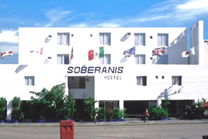 Hotel Soberanis, Small Hotels Cancun