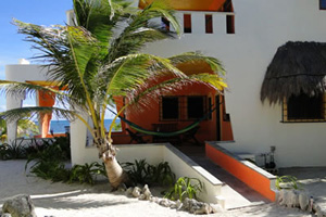 Hotel Mayan Beach Garden, Small Hotels Costa Maya