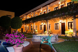 Hotel Casa Lucia, Small Hotels Merida
