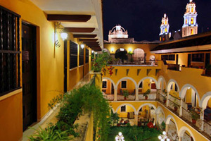 Hotel Caribe, Small Hotels Merida