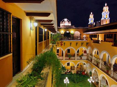 Hotel caribe small hotel m rida for Hotel luxury merida