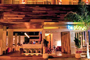 Hotel Be Playa, Small Hotels Playa del Carmen