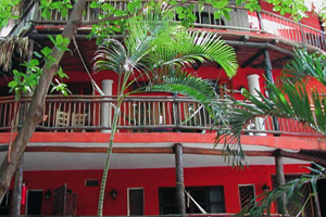 Hotel Posada Freud, Small Hotels Playa del Carmen