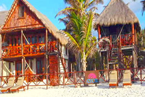 Hotel Azucar, Small Hotels Tulum