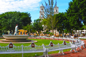 Hotels in Valladolid, Hotels Mexican Caribbean