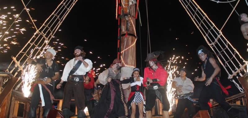 Pirates of The Caribbean , Buy Tickets to Pirates of The Caribbean , Tours Cancun Riviera Maya