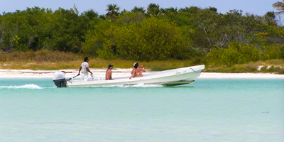 Boca Paila, Activities in Tulum