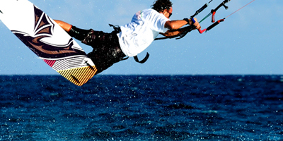 Kitesurfing, Activities in Tulum