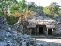 Muyil Ruins, Mexican Caribbean